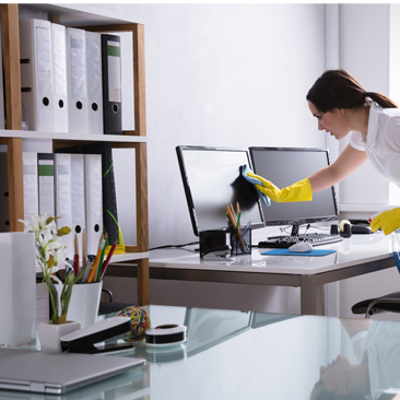 How to clean your computer right – guidance!