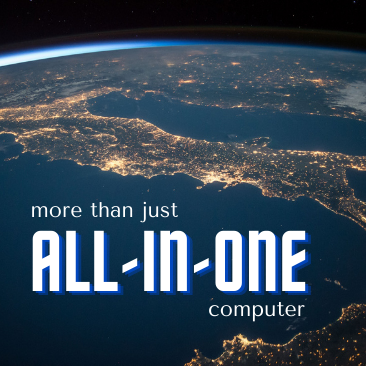 All-in-One Computer for your needs!